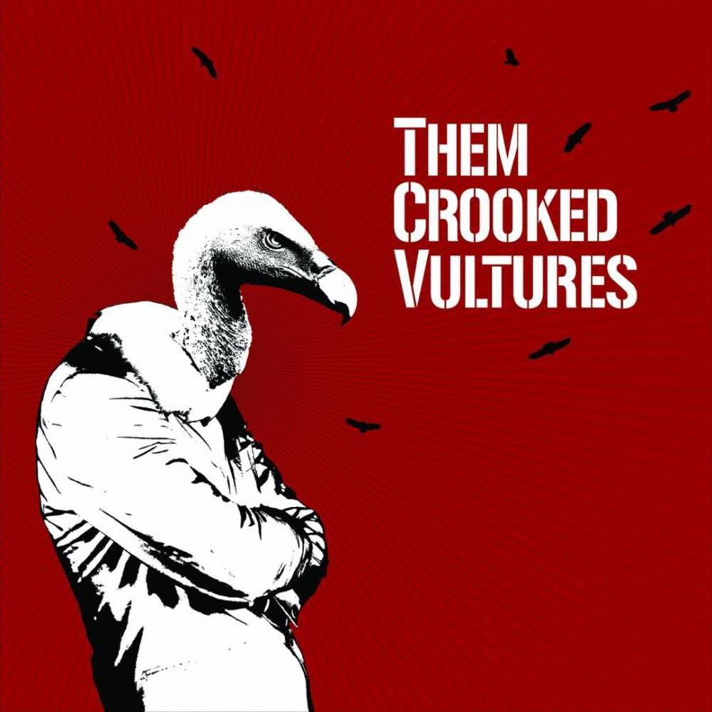 Art for Scumbag Blues by Them Crooked Vultures