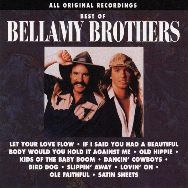 Art for Old Hippie by The Bellamy Brothers