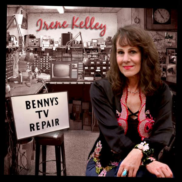 Art for Bluegrass Radio by Irene Kelley