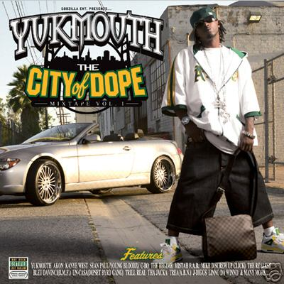 Art for Push It by Yukmouth