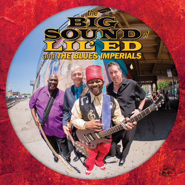 Art for Black Diamond Love by Lil' Ed & The Blues Imperials