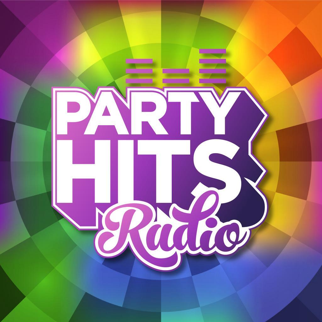 Party Hits Radio logo