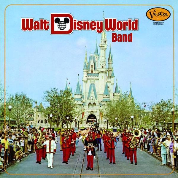 Art for Seventy-Six Trombones by Walt Disney World Band