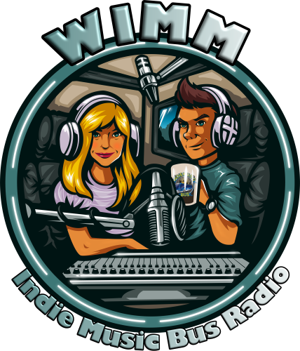 Art for Indie Music Bus Radio WIMM ID by Indie Music Bus