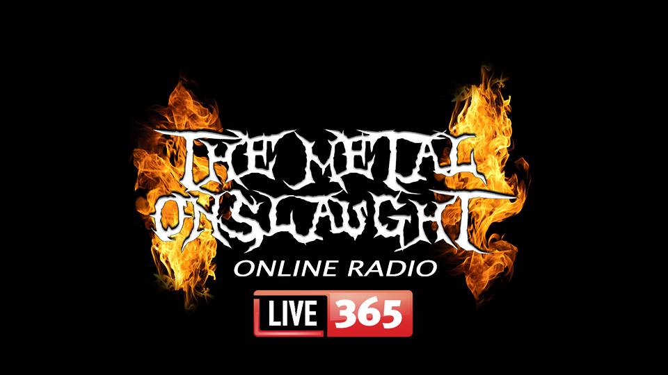 The Metal Onslaught Online Radio logo
