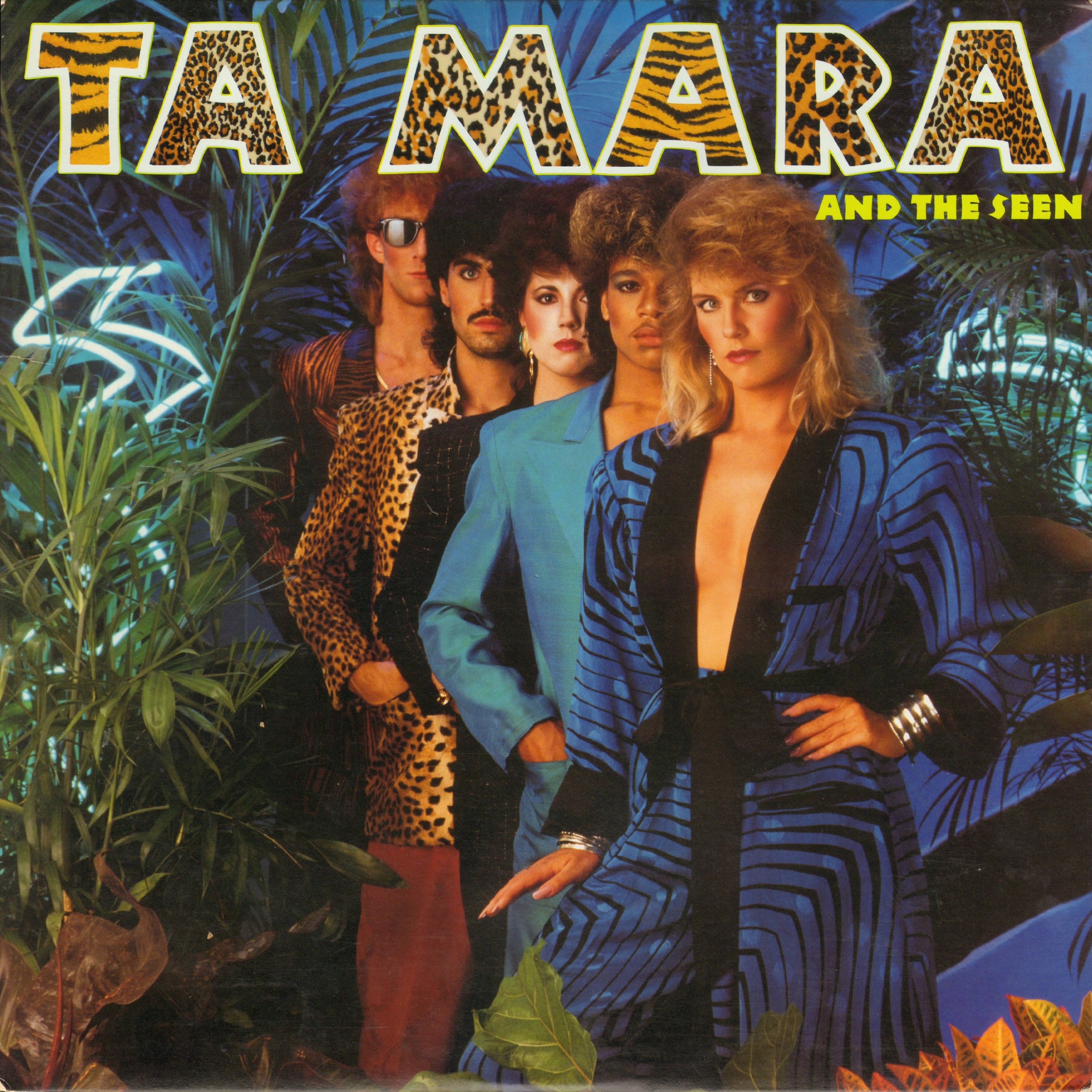 Art for Affecttion by Ta Mara & The Seen