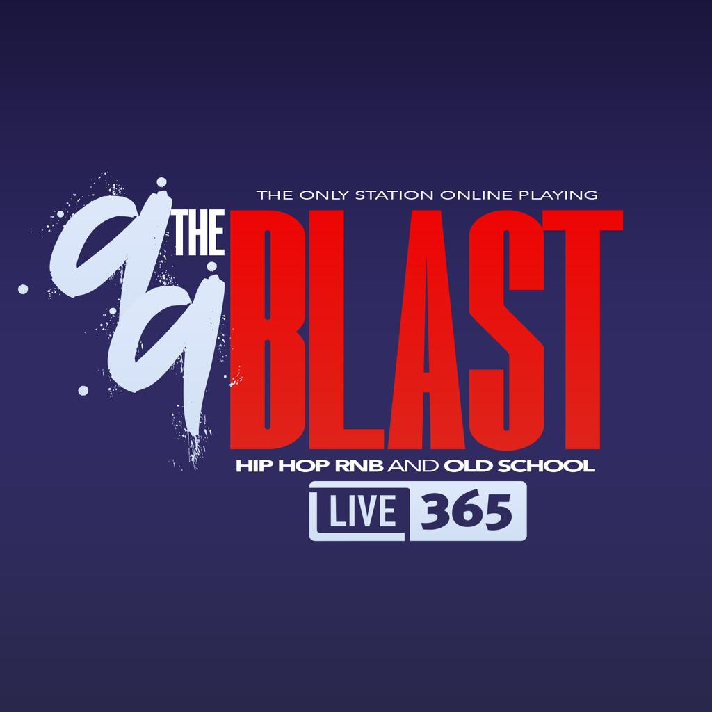 99 The Blast  logo