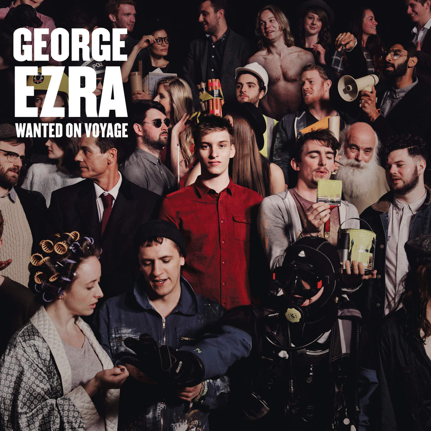 Art for Budapest by George Ezra