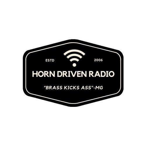 Horn Driven Radio logo