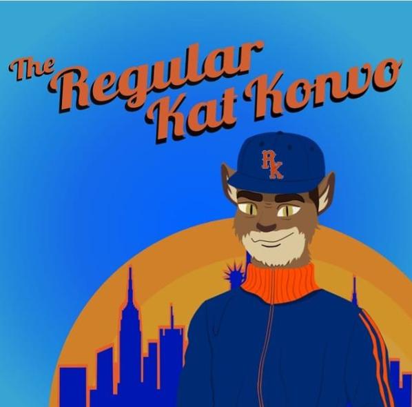 THEREGULARKATKONVO.COM REGULAR KAT RADIO logo