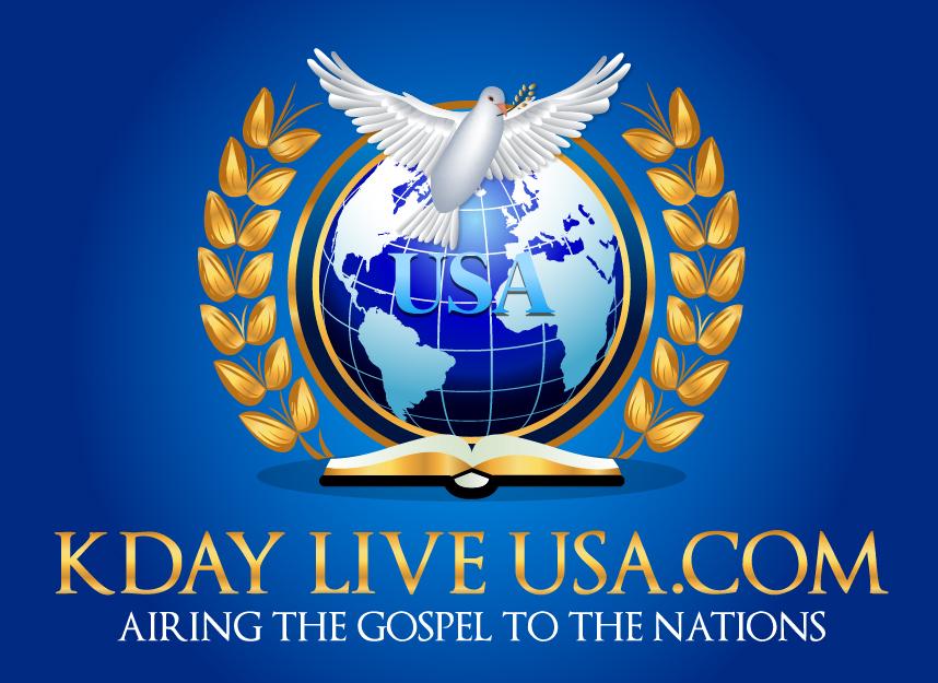 KDAY LIVE USA logo