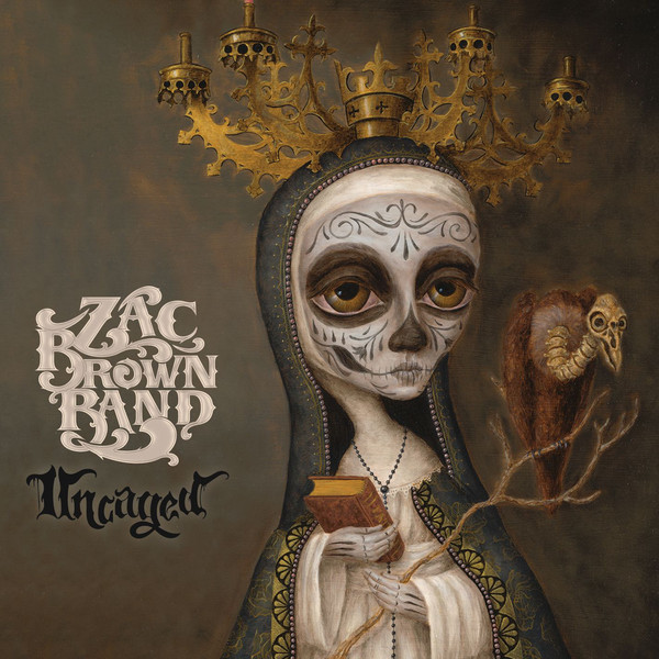 Art for Overnight (feat. Trombone Shorty) by Zac Brown Band