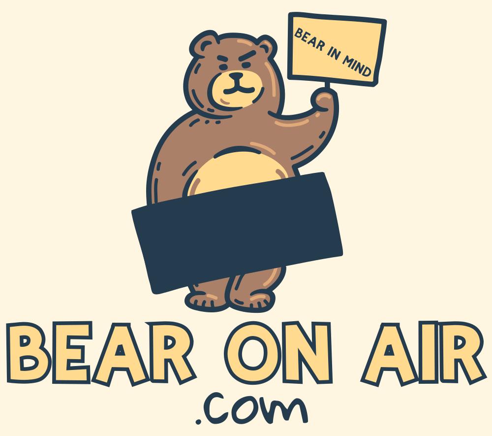 Bear On-Air logo