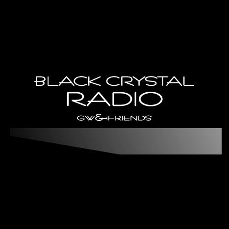 Black Crystal Radio logo