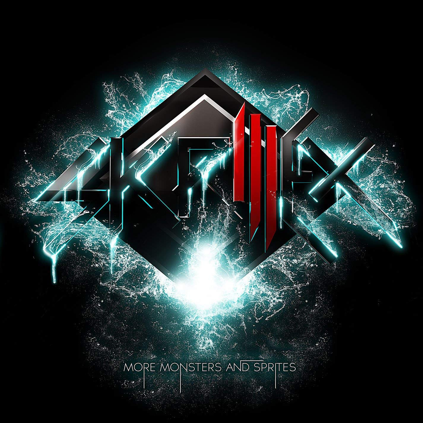 Art for Scary Monsters and Nice Sprites - Dirtyphonics Remix by Skrillex, Dirtyphonics