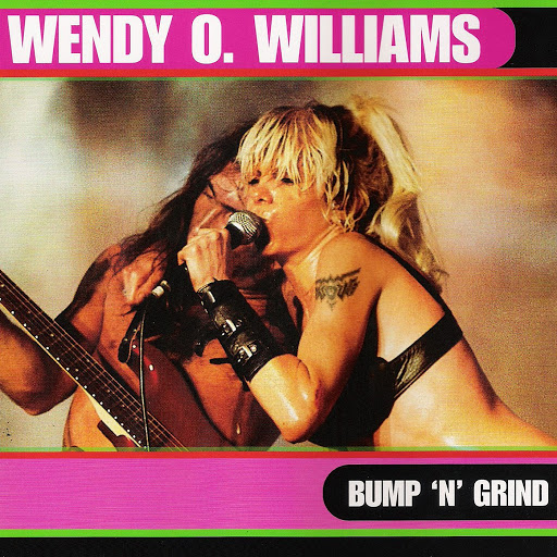 Art for Bump 'N' Grind by Wendy O. Williams