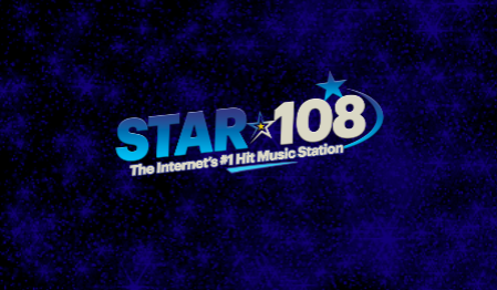 STAR 108 - All The Hits! logo