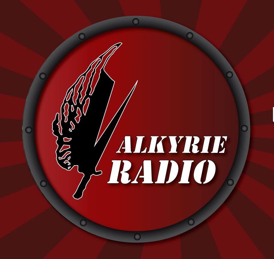 Valkyrie Radio logo