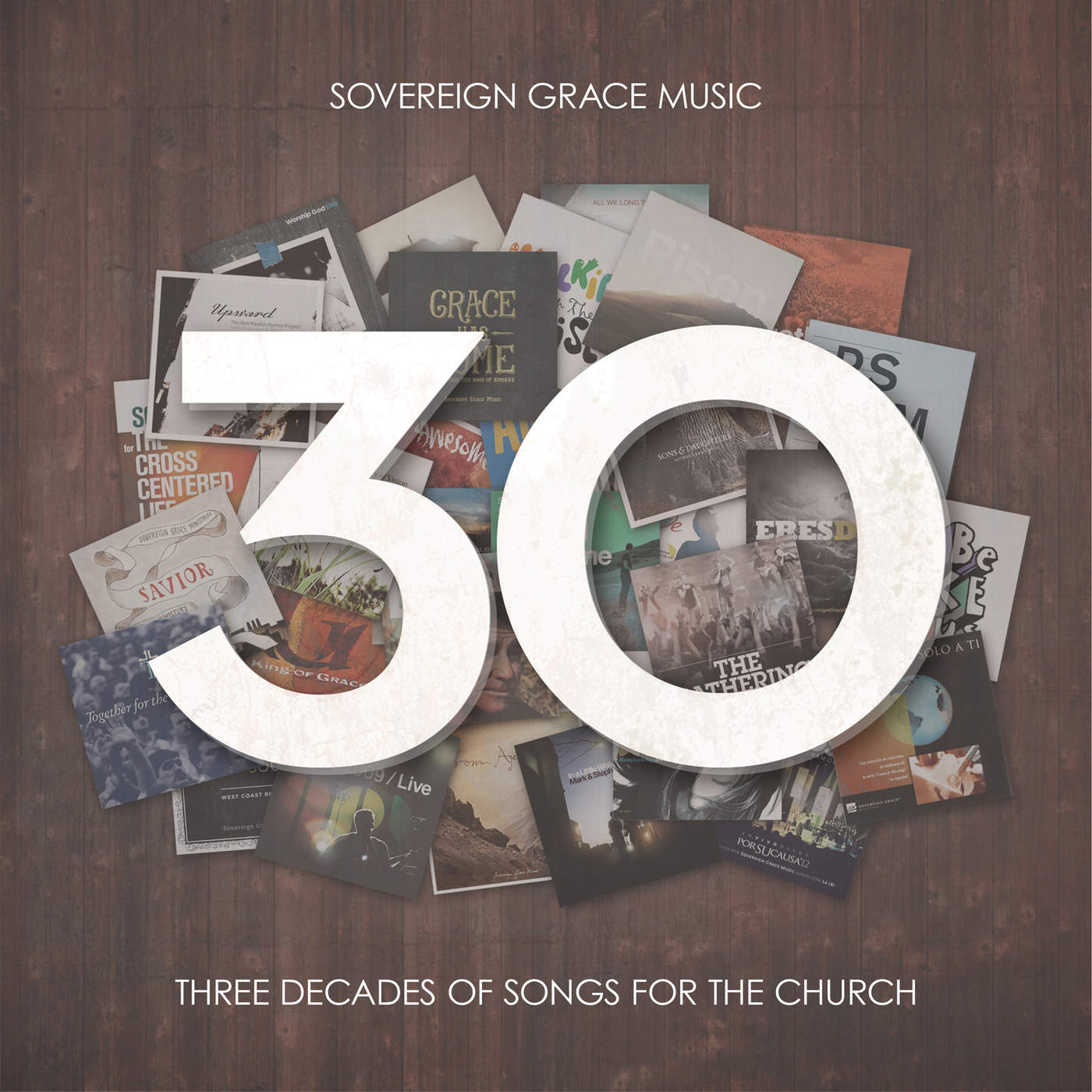 Art for The Glory of the Cross (feat. Matt Papa) by Sovereign Grace Music