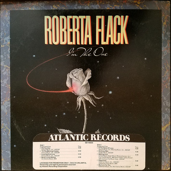 Art for Making Love by Roberta Flack