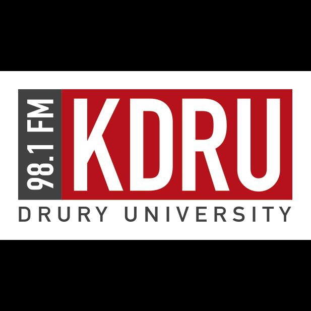 KDRU 98.1 FM logo