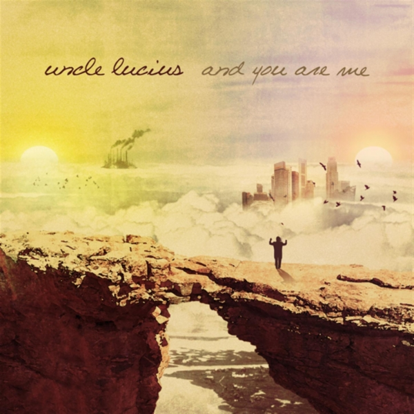 Art for SOMEWHERE ELSE by UNCLE LUCIUS