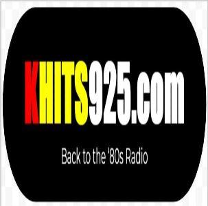 KHits 92.5 logo