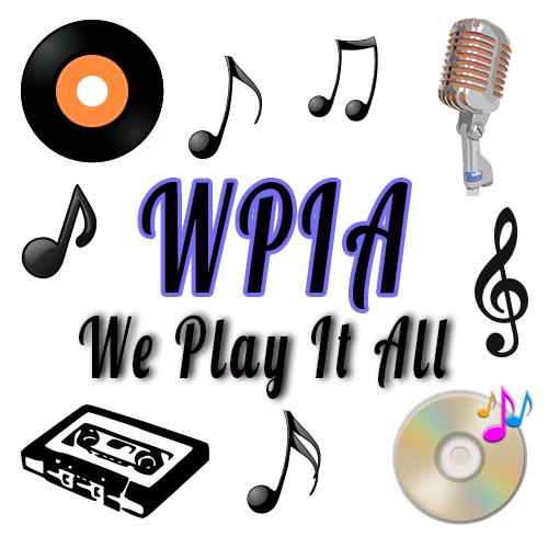 WPIA Radio logo