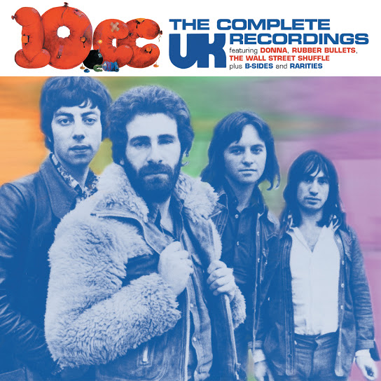 Art for Rubber Bullets by 10cc