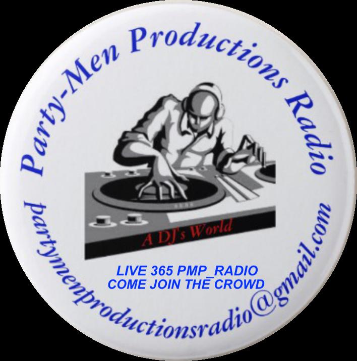 PMP_RADIO [a dj's world] logo