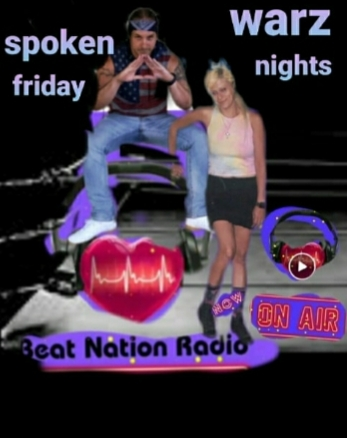 Art for Friday Night Fight Promo by DJ King Cali
