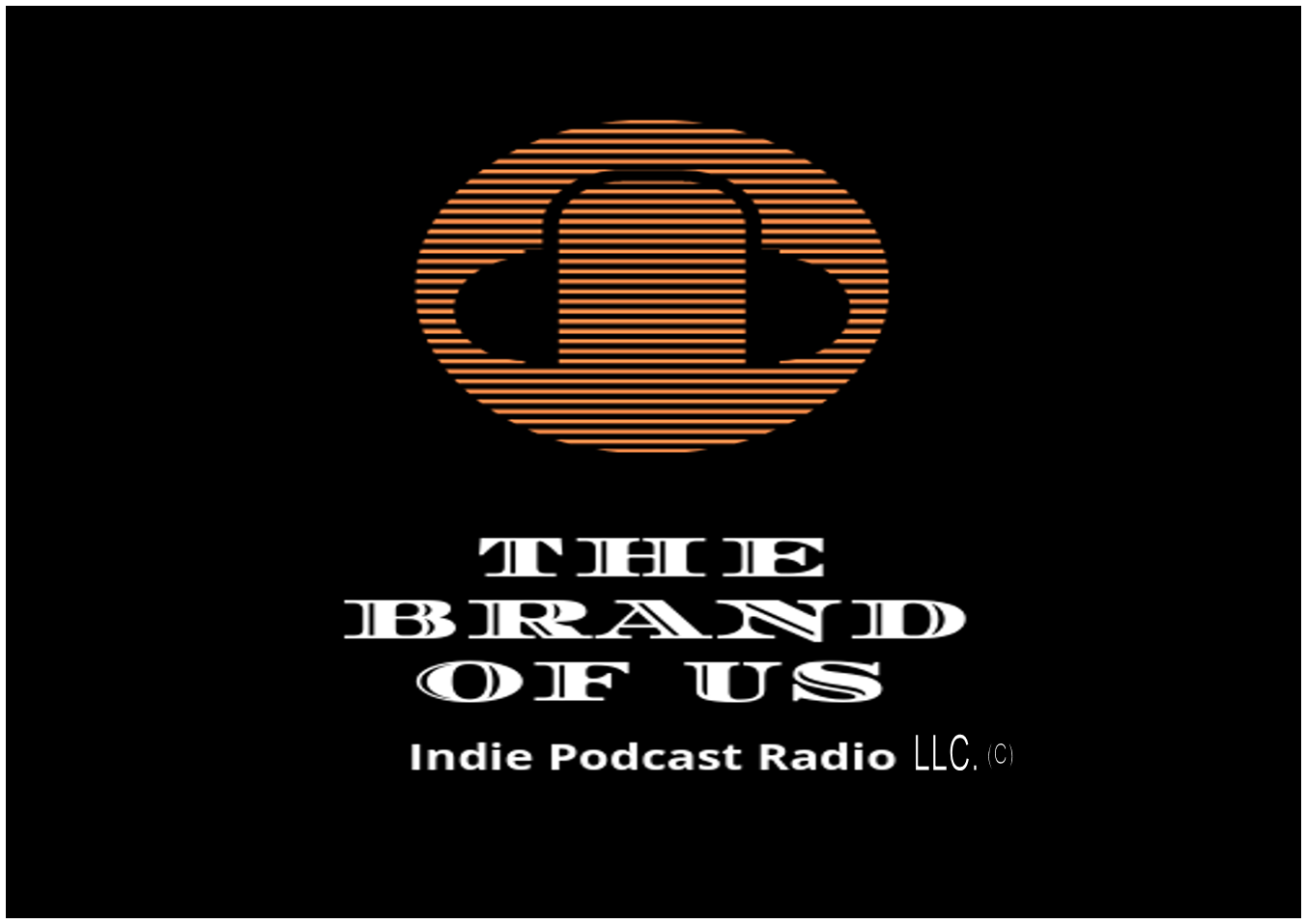 The Brand Of Us Podcast Radio Show logo
