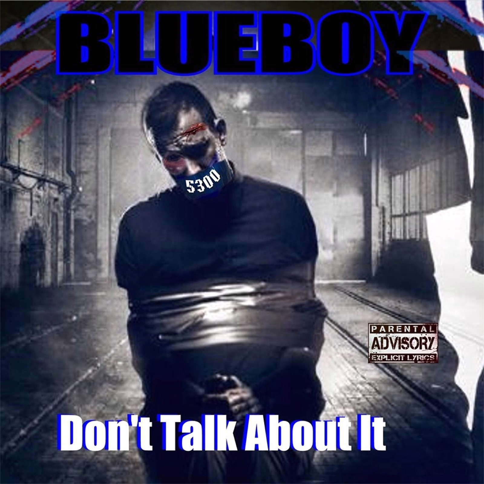 Art for Don't Talk About It (dirty) by Blueboy