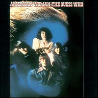Art for American Woman by The Guess Who