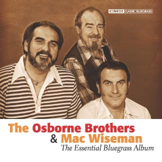 Art for Old Brush Arbors by The Osborne Brothers & Mac Wiseman