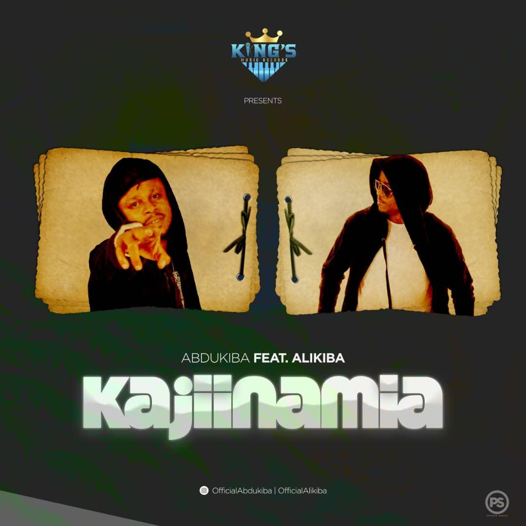 Art for Kajiinamia by Abdukiba Ft. Alikiba