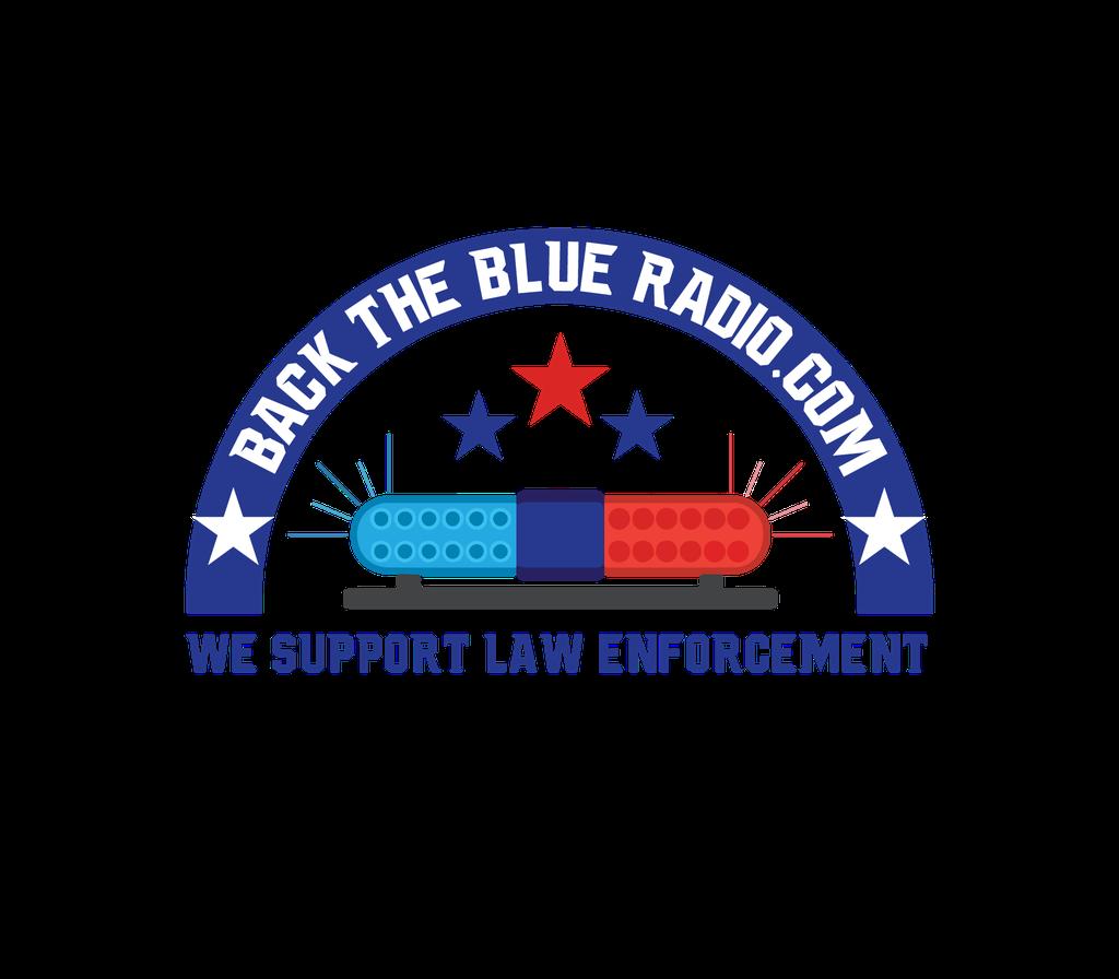 Back The Blue Radio logo