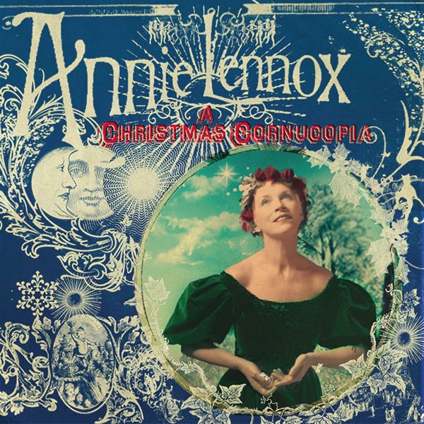 Art for Angels from the Realms of Glory by Annie Lennox