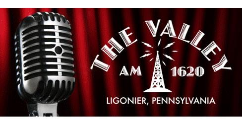 Ligonier Radio - The Valley logo