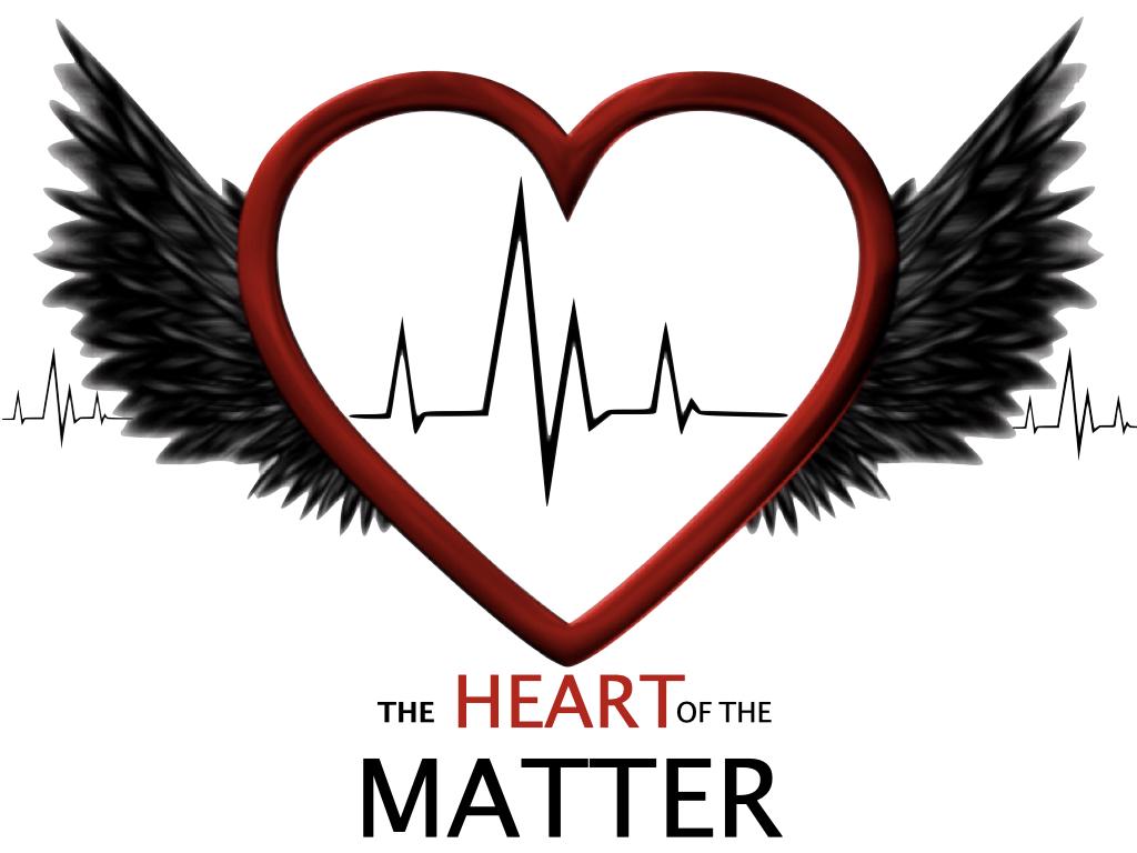 Heart of the Matter Station  logo