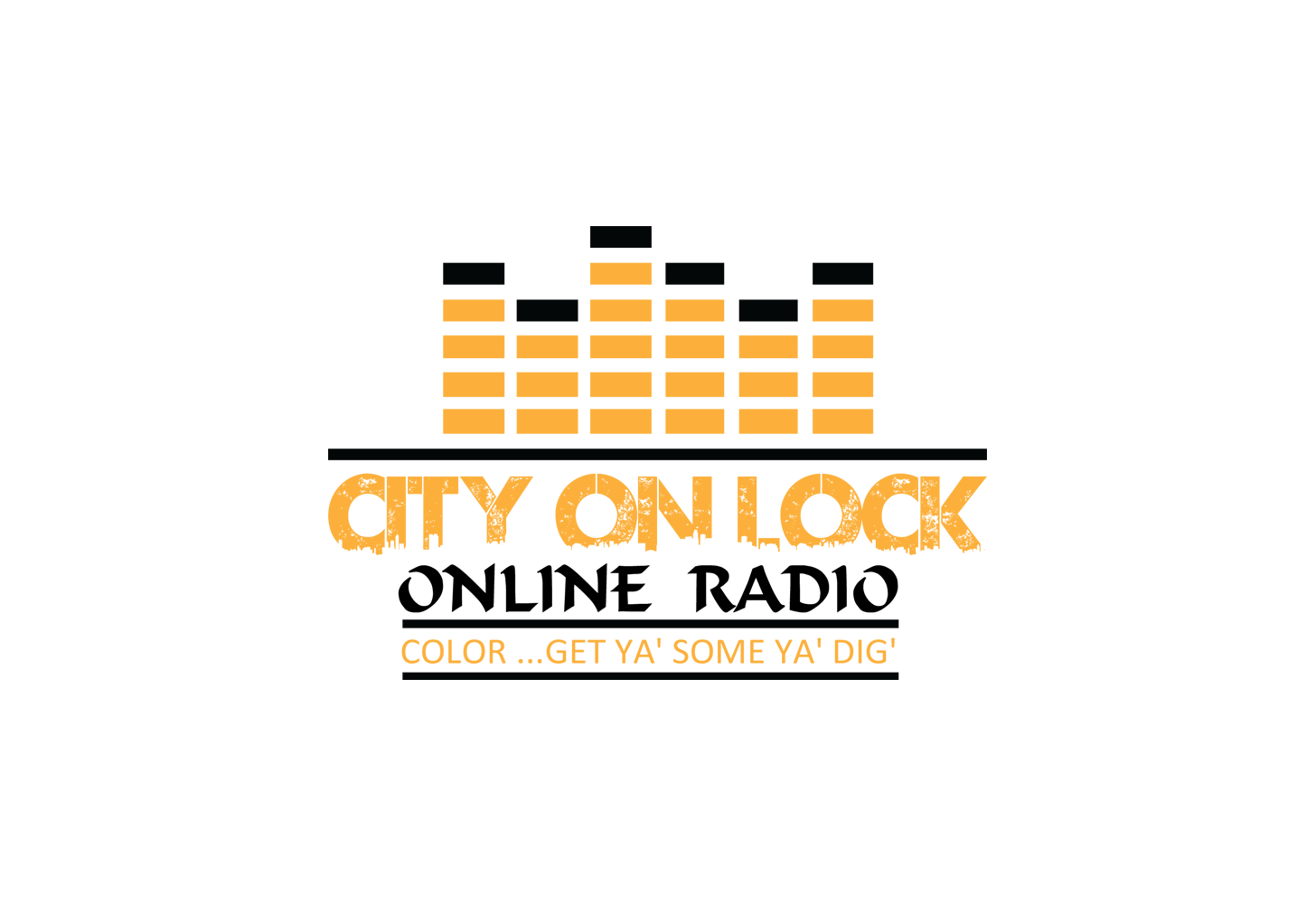 Art for NEW AND MORE by City On Lock Online Radio