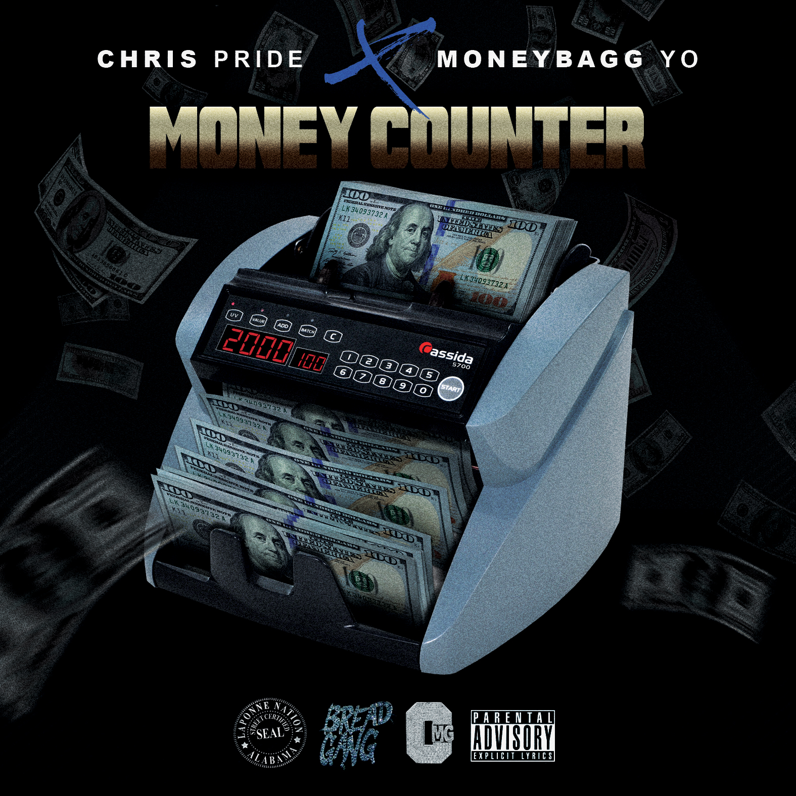 Art for Money Counter  by Chris Pride