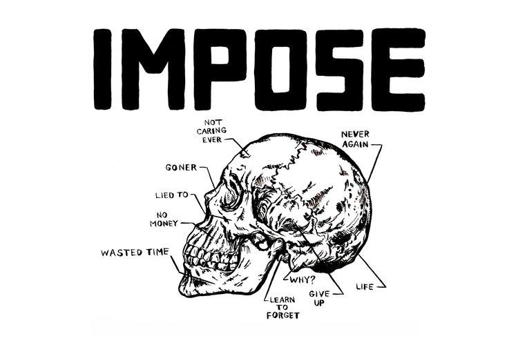 IMPOSE Radio logo