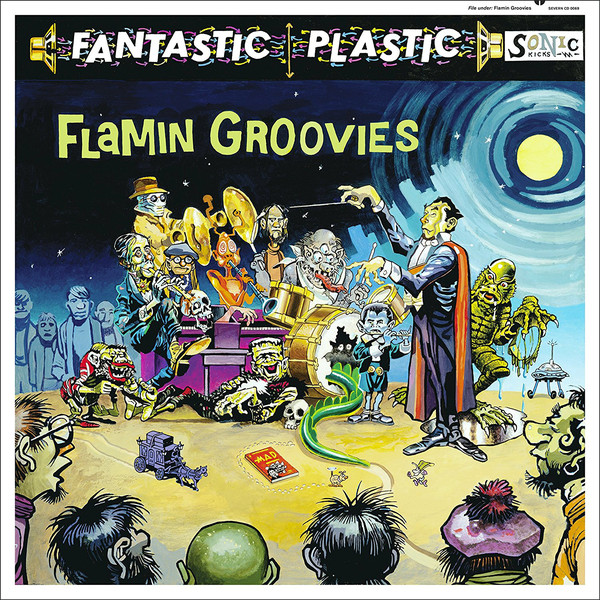 Art for Crazy Macy by The Flamin' Groovies