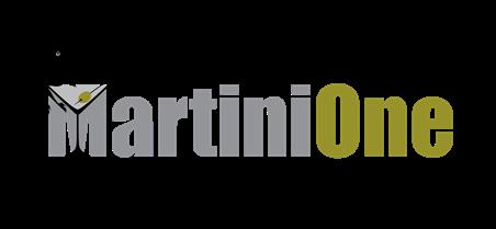 Martini One logo