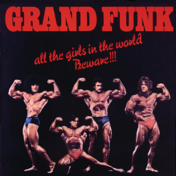 Art for Bad Time by Grand Funk Railroad