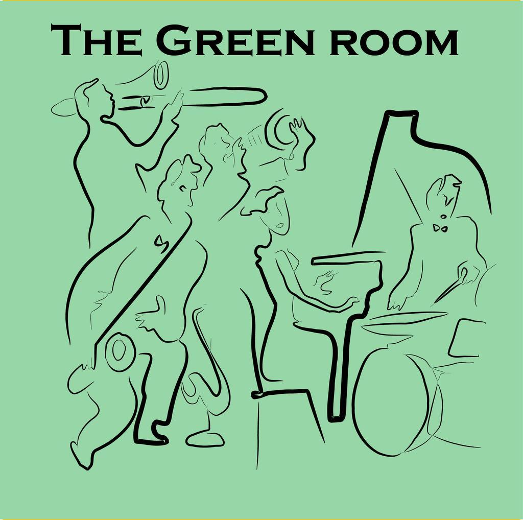 The Green Room [RadioAvenue.com] logo