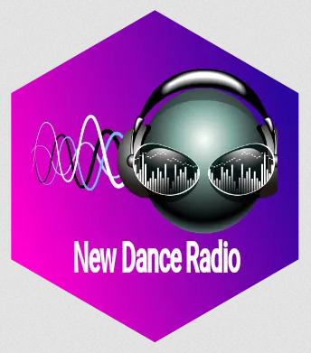 New Dance Radio logo