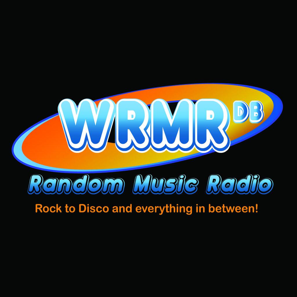 WRMR - Random Music Radio logo