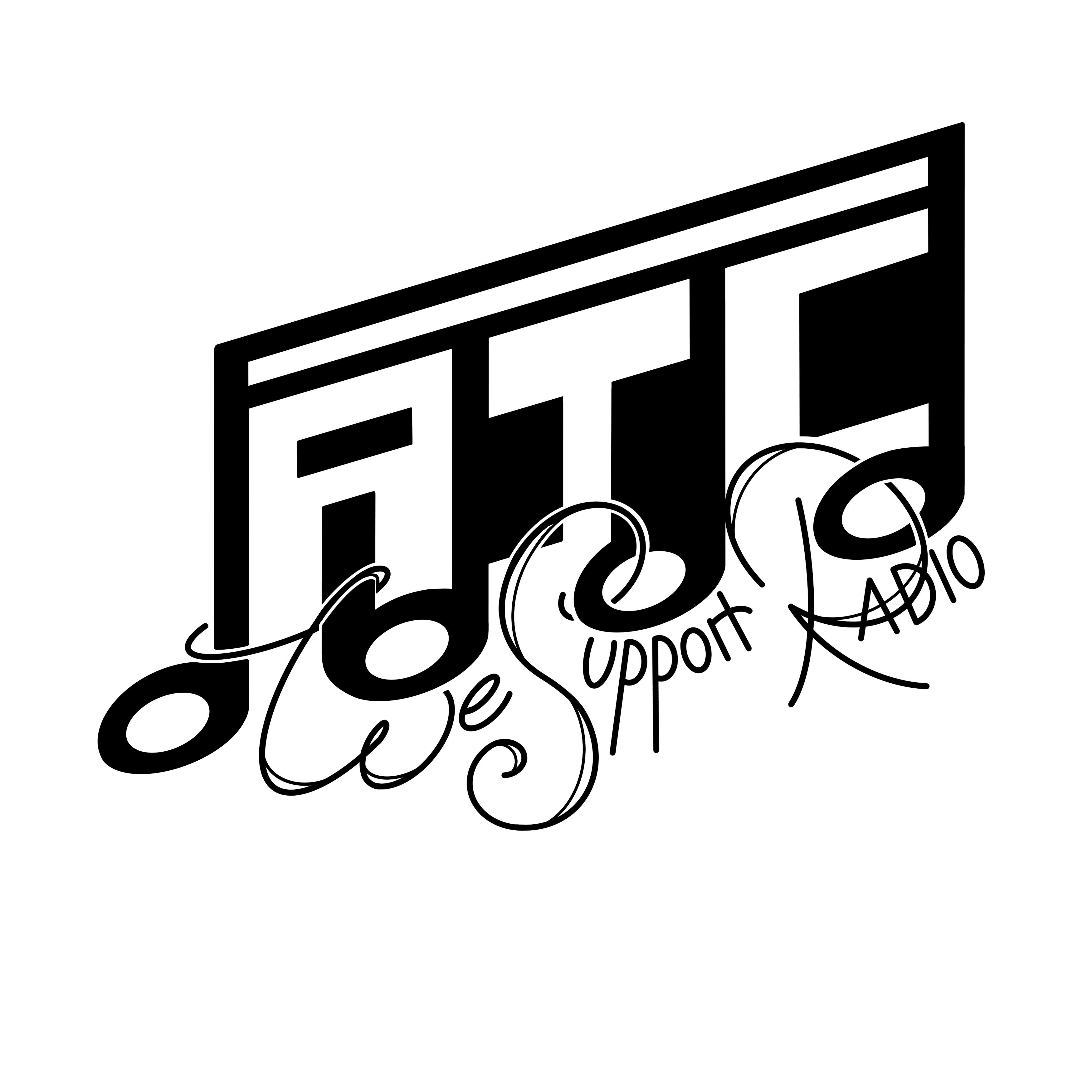 ATC WE SUPPORT RADIO logo